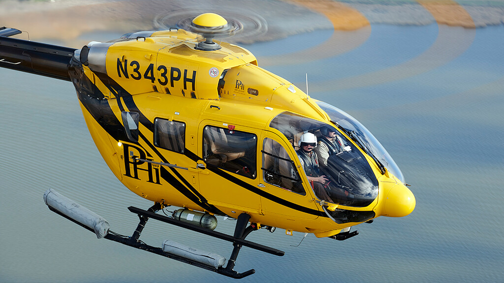 Why the H145?