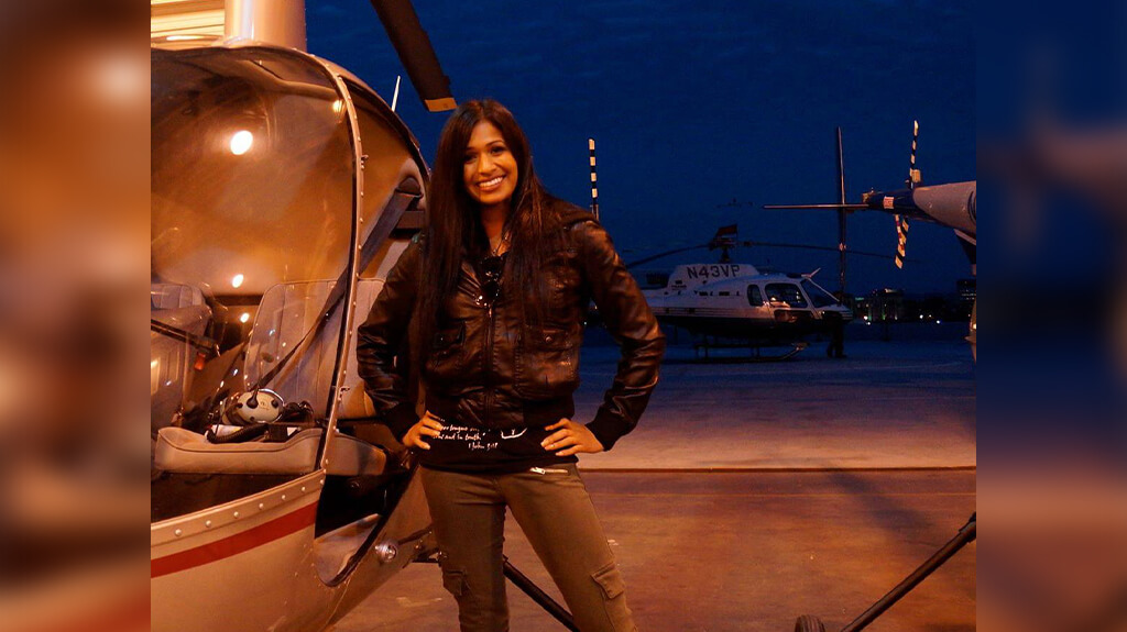 Flight Path: Sarah Devika Green