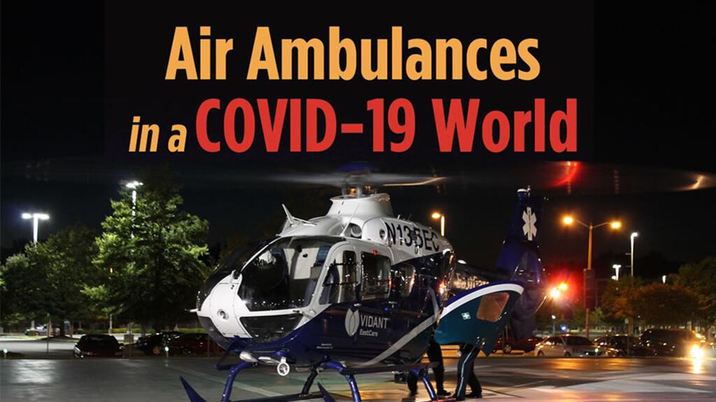 Air Ambulances in a COVID-19 World
