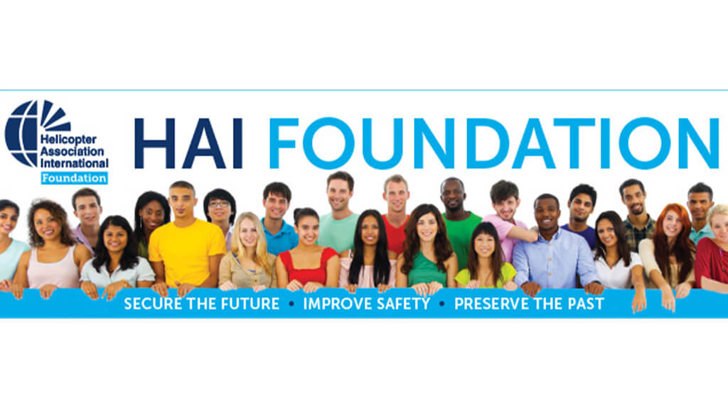 Helicopter Foundation International Changes Name