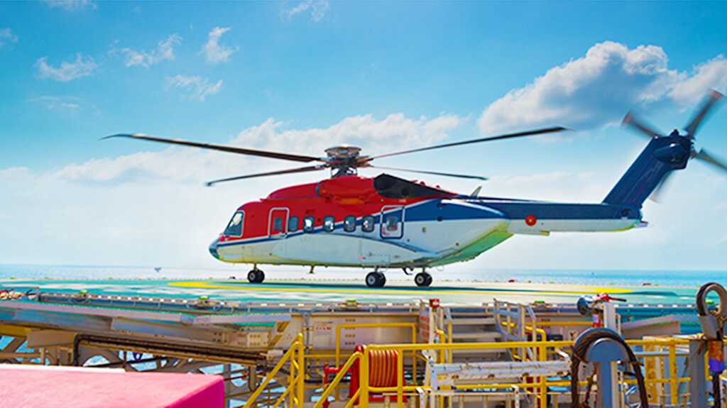 HeliOffshore Brings Safety Innovation to Offshore Operators