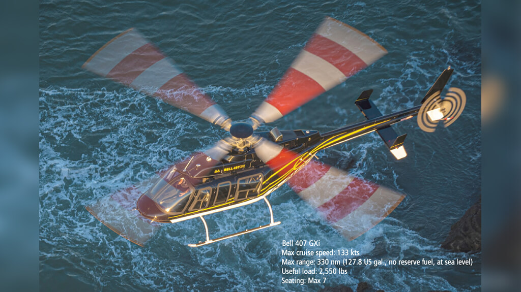 The Return of Single-Engine IFR Helicopters