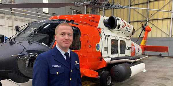 Lt. Cdr. Robert McCabe