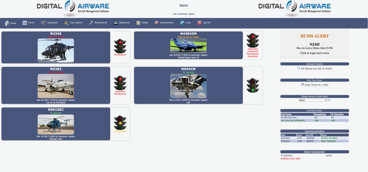 HAI Member Spotlight: Digital AirWare, North Carolina, USA