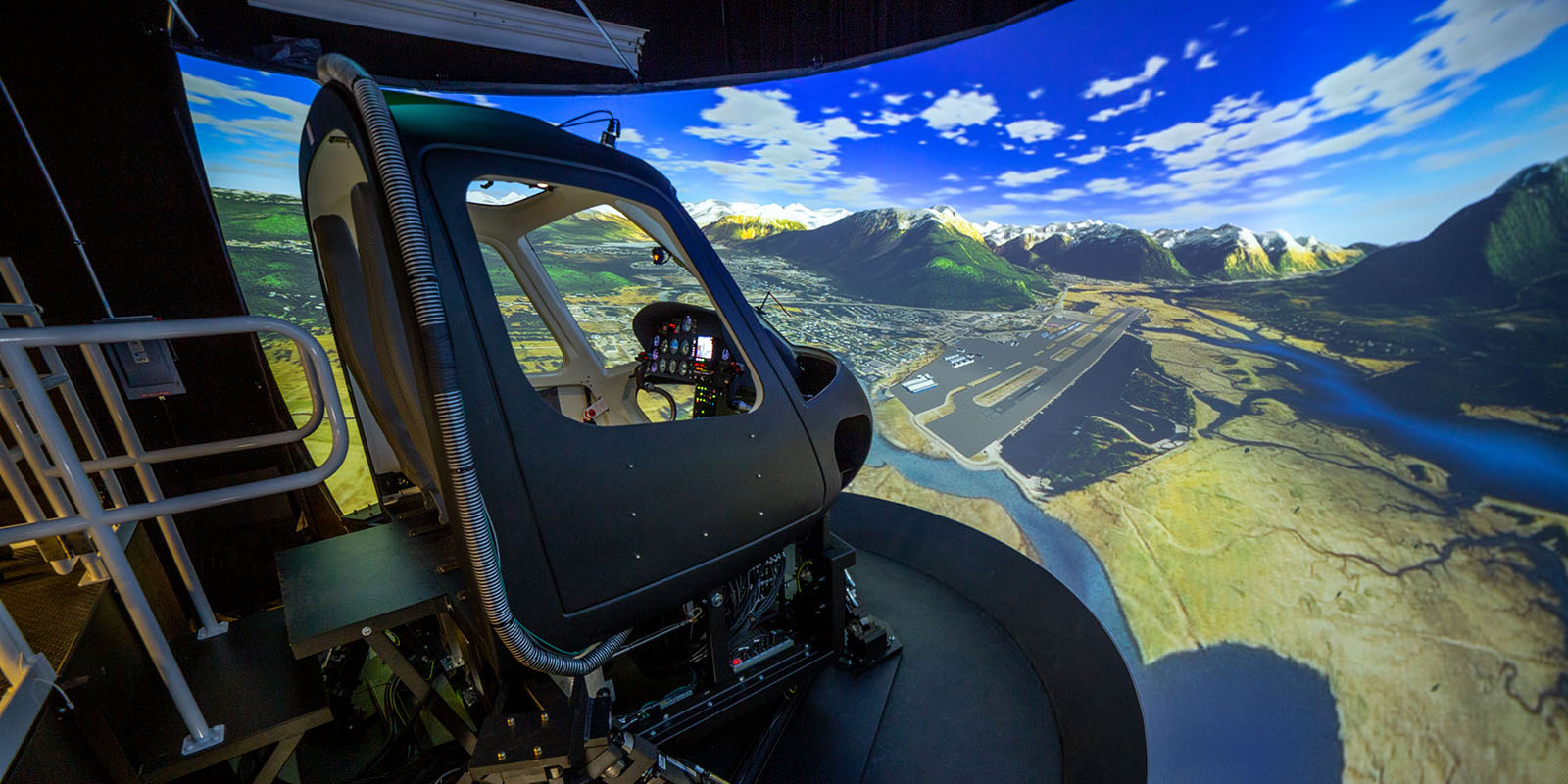Helicopter Simulation Training: Should It Pay to Play?